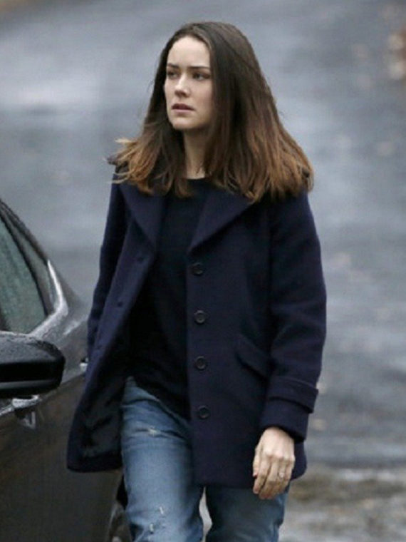 Megan Boone The Blacklist Wool Coat