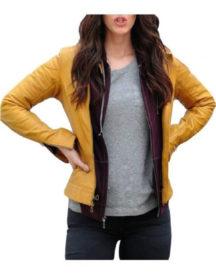 Megan Fox Synthetic Jacket