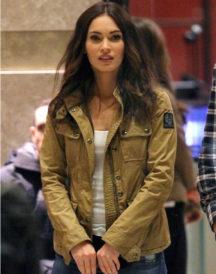 Megan Fox Teenage Mutant Ninja 2 Jacket