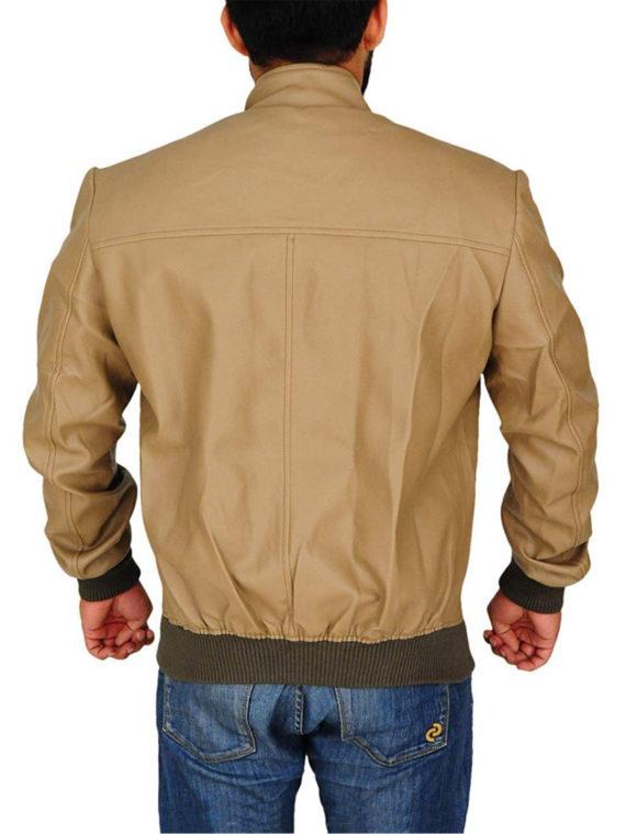 Men's Classic Antique Leather Jacket