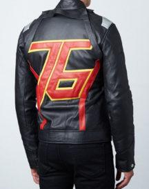 Mens Soldier 76 Copslay Black Jacket
