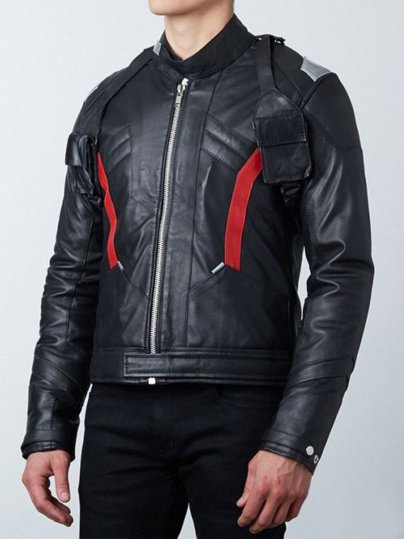 Mens Soldier 76 Copslay Jacket