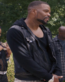Method Man Keanu Hoodie Jacket