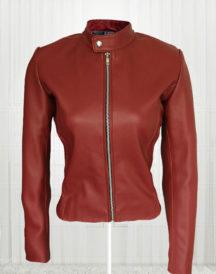 Stylish Maroon Color Women Jacket
