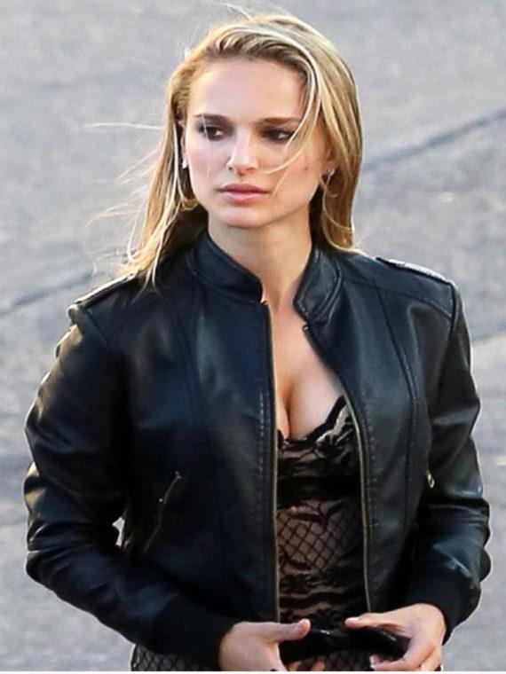 Weightless 2016 Movie Natalie Portman Jacket