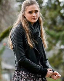A Million Little Things Lizzy Greene Jacket