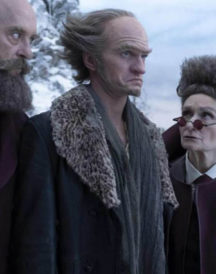 A Series of Unfortunate Events Neil Patrick Harris Leather Coat