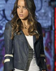 Agents of Shield Chloe Bennet Jacket