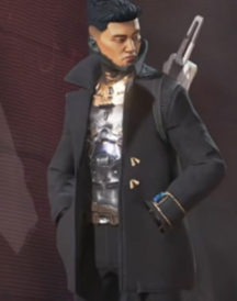 Apex Legends The Hired Crypto Coat