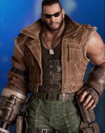 Barret Wallace Fantasy VII Vest