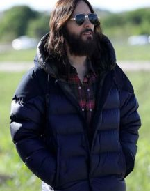 Dr. Michael Morbius Puffer Hooded Jacket