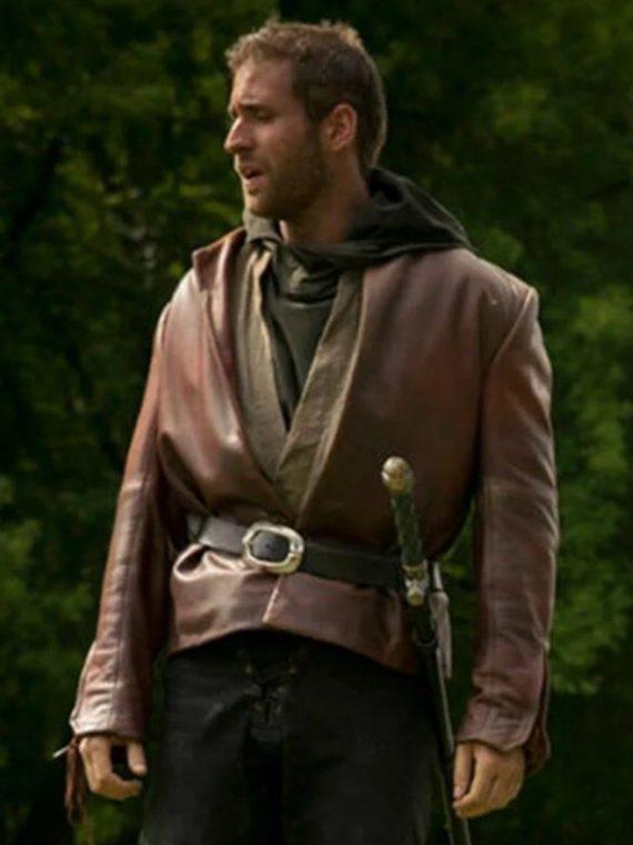 Lucas Emerald City Jacket