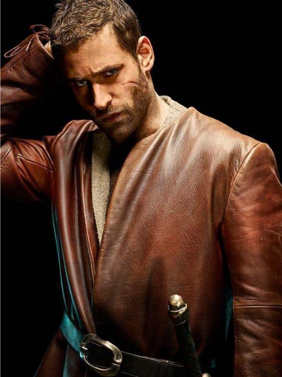 Lucas Emerald Jacket