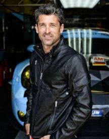 Patrick Dempsey Moto Racing Jacket