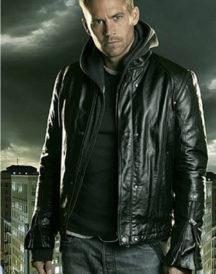 Paul Walker Brick Mansions Damien Collier Jacket