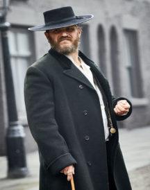 Peaky Blinders Tom Woolen Coat