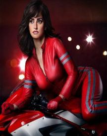 Penelope Cruz Zoolander Red Jacket