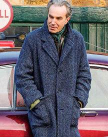 Phantom Thread Daniel Day Wool Coat