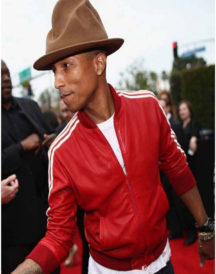 Pharrell Williams Jacket