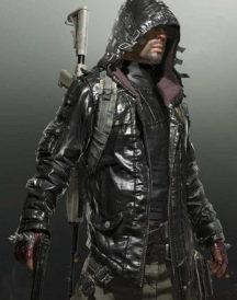 PlayerUnknown's Battlegrounds Hoodie Jacket