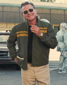 Randy Once Upon Time in Hollywood Green Jacket