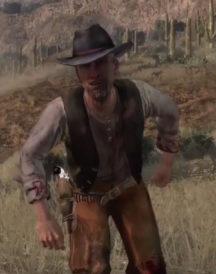 Red Dead Redemption 2 Forrester Vest