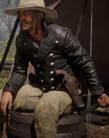 Red Dead Redemption Micah Jacket