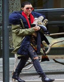 Ruby Rose xXx Return of Xander Cage Coat