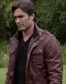 Victor Webster Continuum Leather Jacket