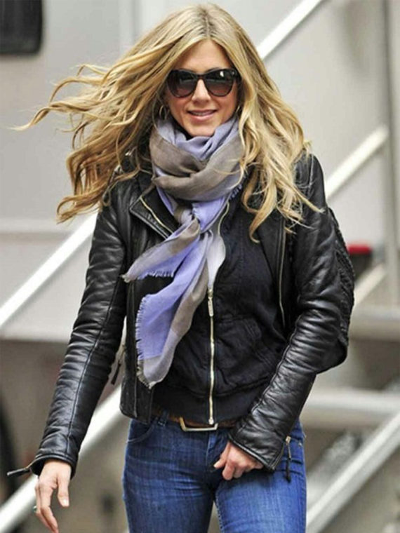 Wanderlust Jennifer Aniston Leather Jacket