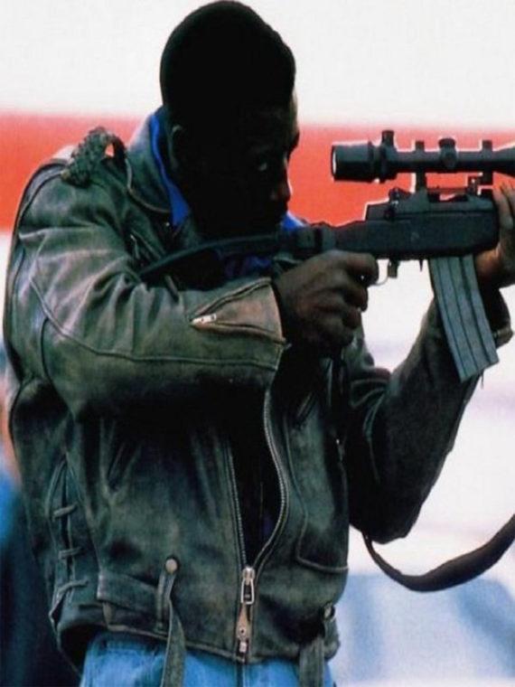 Wesley Snipes Passenger John Cutter Jacket