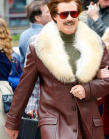 Will Ferrell Anchorman Legend Continues Ron Burgundy Coat