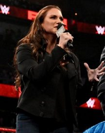 Wrestler Stephanie McMahon Jacket