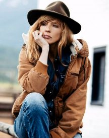 Yellowstone Kelly Reilly Hoodie Jacket