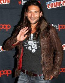 Zach McGowan Leather Jacket