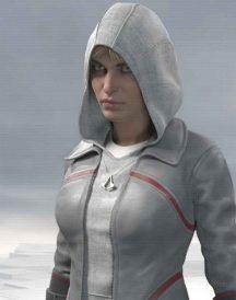 Ac Syndicate Galina Voronina Cosplay Jacket