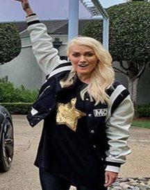 Alexandra Hirschi MCM Bomber Jacket