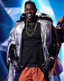 Antonio Masked Singer Jacket