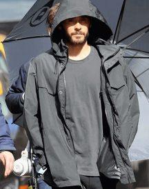 Dr. Michael Morbius Grey Hoodie Jacket