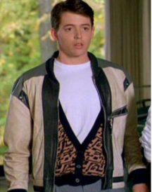 Ferris Bueller's Day Off Jacket