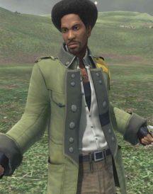Final Fantasy 13 Sazh Coat