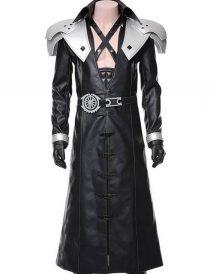 Final Fantasy Remake Sephiroth Leather Coat
