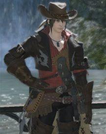 Final Fantasy XIV Jacket