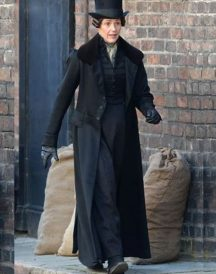 Gentleman Jack Anne Coat