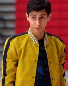 High School Musical Carlos Jacket