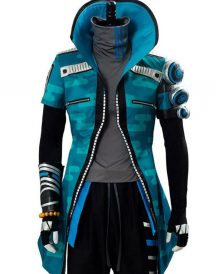 League of Legends Damage Yasuo Blue Coat