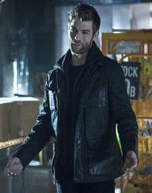 Liam Mcintyre The Jacket