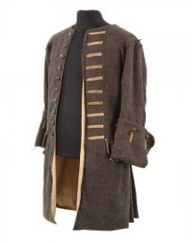 Pirates of The Caribbean Jack Sparrow Coat