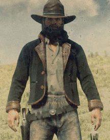 Red Dead Redemption 2 Porter Blazer
