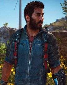 Rico Rodriguez Just Cause 3 Jacket